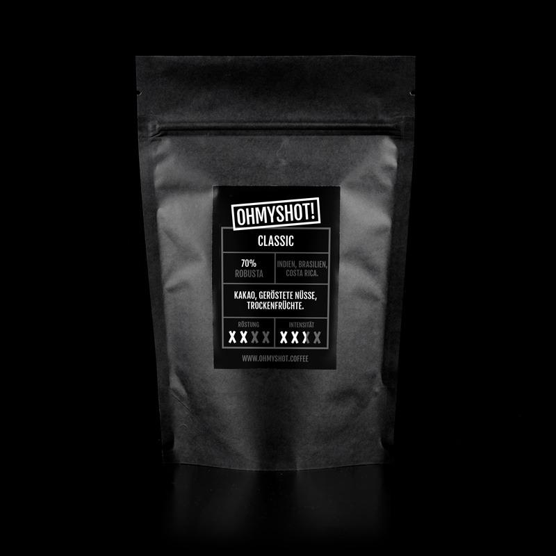 Espresso ohmyshot classic