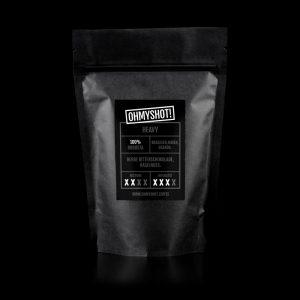 ohmyshot heavy Espresso Verpackung